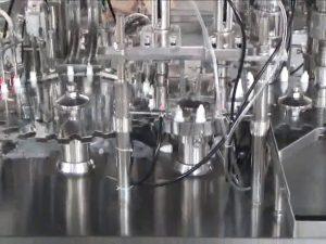 10ml капки за очи малка машина за пълнене на бутилка за парфюм