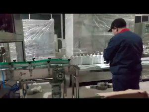 машина сапунен гел за алкохол за пълнене на бутилка за пълнене