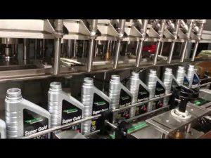 пълна автоматична линия за бутално смазочно масло