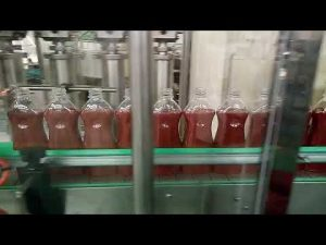 автоматична машина за пълнене на зехтин