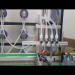 auto 10ml 30ml 60ml 100ml бутилка козметична машина за пълнене за течности