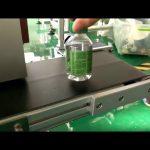 машина за етикетиране на настолни стикери за пластмасови бутилки с вода
