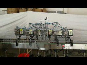 малка автоматична предавка помпа бутилка сапун течност машина за пълнене цена