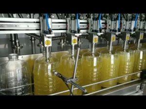 автоматична машина за бутално пълнене с масло за буталото
