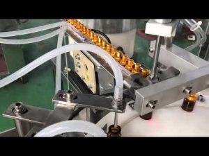 автоматична 5-30ml стъклена капкомер малка бутилка за капки за очи e