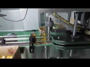 линеен тип пълна автоматична машина за пълнене с моторно масло