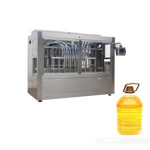 Автоматичен пълнител за хранително масло