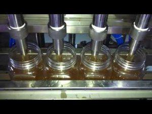 фабрика директни продажби напълно автоматична машина за пълнене с бутилка с течен препарат