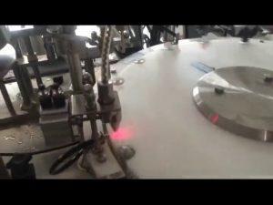 автоматична машина за пълнене на бутилки за нокти с 30-50 об / мин