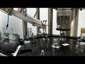 машина за винтово затваряне на бутилка за вино