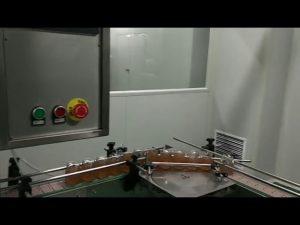 автоматична бутилка с плодово сладко буркан сос за измиване на пълнене, пълнене, етикет машина