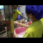 4 дюзи шампоан, почистващ препарат, течен сапун, машина за пълнене и затваряне на маслиново масло
