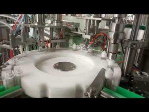 висококачествена тревиста машина за пълнене с течни бутилки от 30 ml e