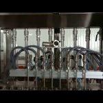 фабрика директна продажба линейно бутало течен сос подправки бутилка пълнене капачка машина