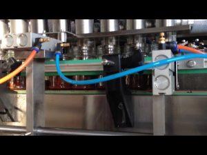 автоматична машина за пълнене на доматен сос с фъстъчено масло