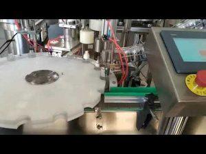 Китай на едро бутилка киселина течност машина за пълнене