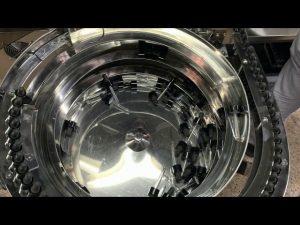 механична машина за пълнене и затваряне на бутилки за бутилки тип cbd