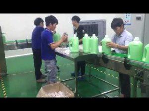 машина за пълнене с течен шампоан цена