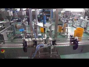 автоматична машина за пълнене на течни мед с евтина цена за бутилка
