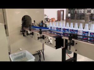 антикорозионна солна киселина pp pvc пластмасова машина за пълнене