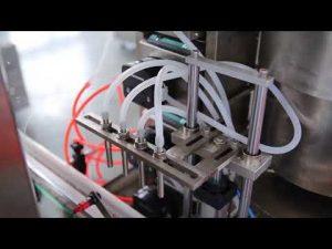Продажба на пълна автоматична машина за пълнене на бутилка за нокти cbd конопено масло