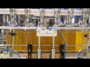 палмово масло, соево масло, машина за пълнене на готварско масло