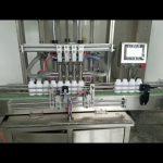 автоматична вискозна течна паста за бутилка за пълнене на течен сапун, лосион за тяло, шампоан