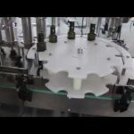 гореща се стандартна автоматична машина за пълнене на зехтин