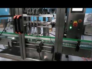 автоматична машина за производство на сладко от плодове и машина за пълнене с дажба