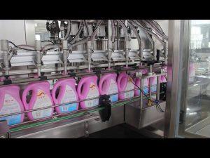 автоматична хранителна олио, зехтин, препарат за пълнене с бутилка шампоан за бутилки