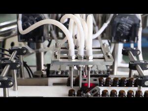 120мл машина за измиване и пълнене със зехтин със зехтин