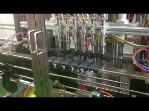 PLC автоматична машина за пълнене със зехтин на буталото