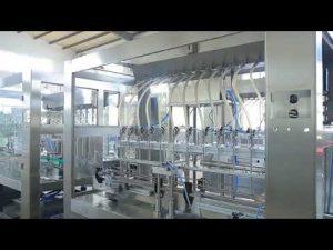 фабрична автоматична линейна вискозна течност, годни за консумация бутилка за бутилка с масло