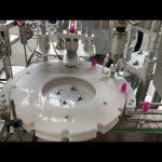 автоматична течност за електронна цигара, cbd масло пълнене запушалка капачка етикетиране машина